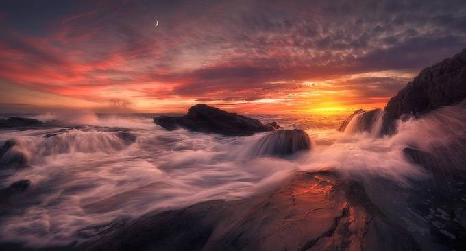 The Dance of The Dragons by arpandas - The Ocean Photo Contest