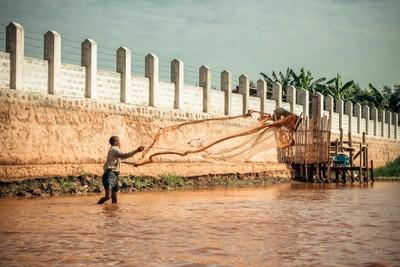 Fisherman, Inle Lake Myanmar