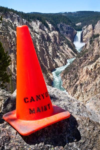 Canyon Maintenance