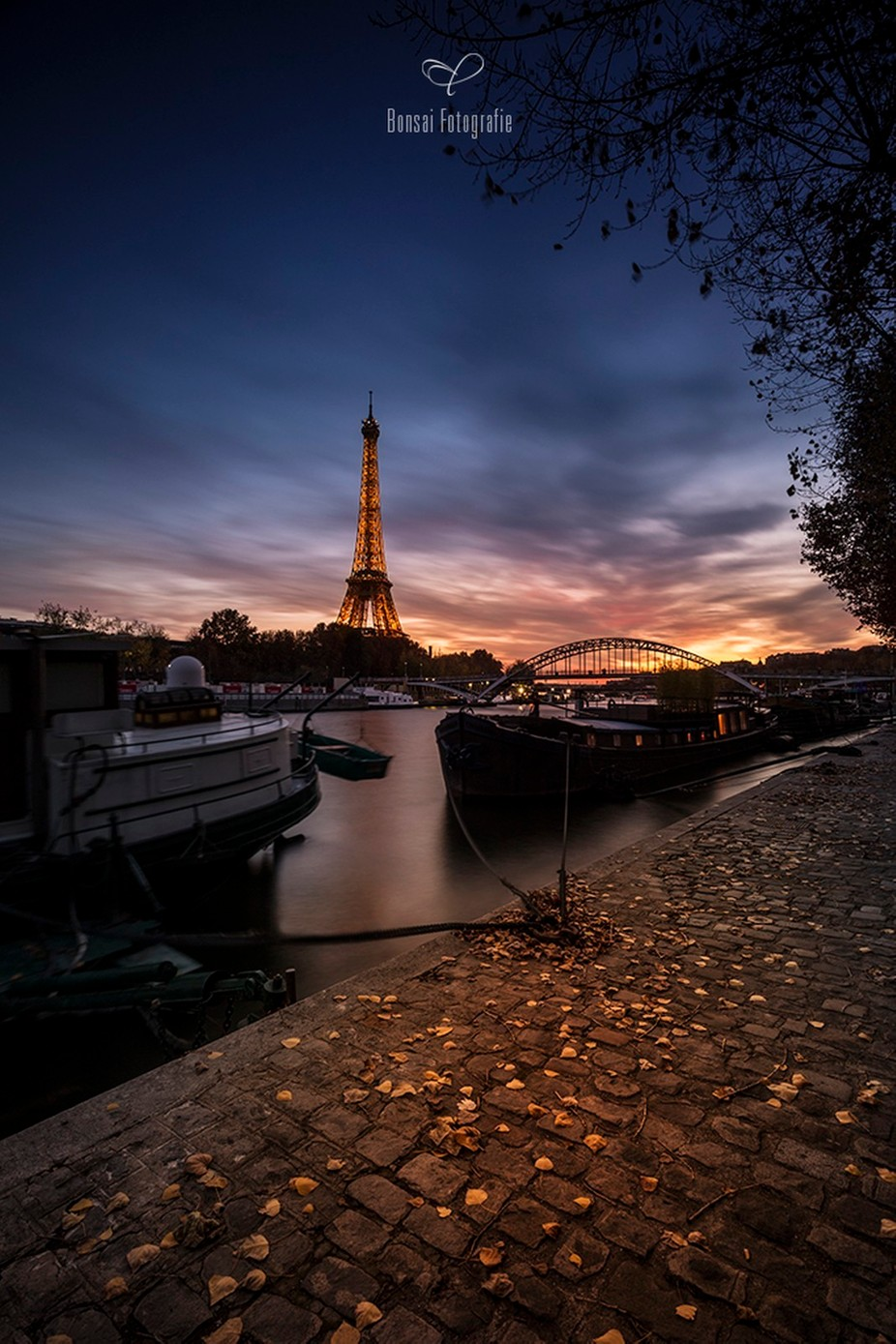 Paris à l'automne by BonsaiFotografie - Paris Photo Contest