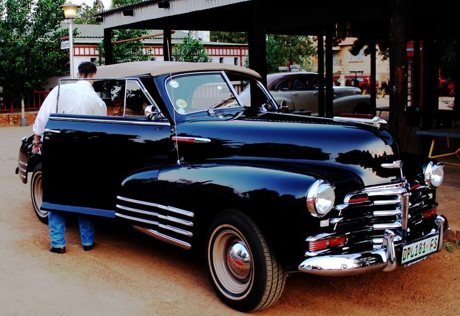 Matric fairwell car