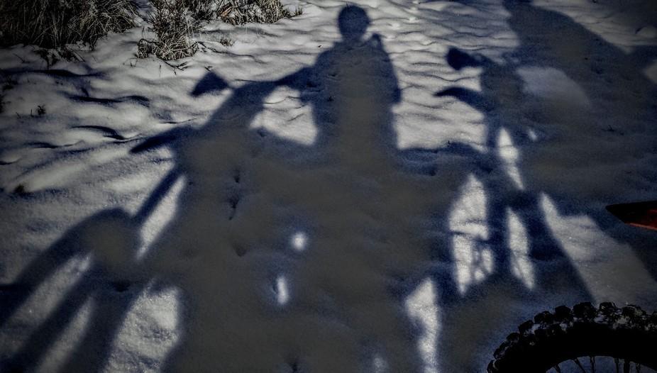 Justin's Silhouette