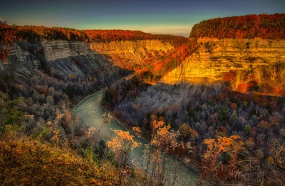 Great Canyon of the East
