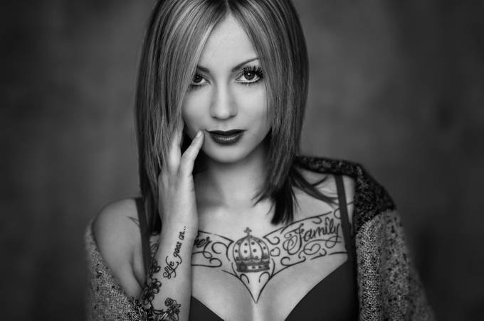 Julie by tobiasglawe - Body Art Photo Contest
