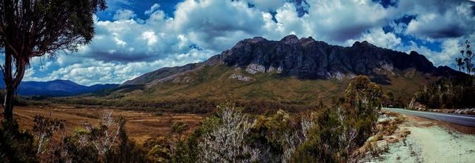 Sentinel Range, Tasmania