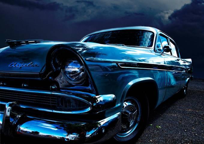 Chrysler car.