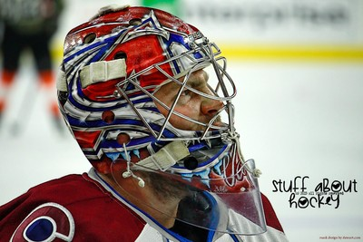 Stuff I Love About Hockey . . . Pretty Goalie Masks