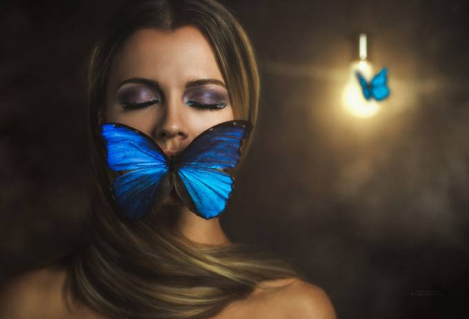 Morpho by Ethos - Her In The Studio Photo Contest