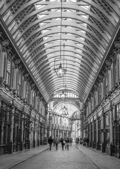 Olde world London