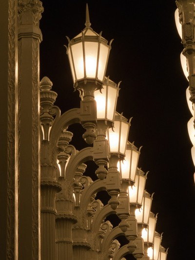 Lots of lamps