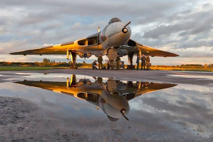 Reflections of Power by StevenReidPhotography - Aircraft Photo Contest