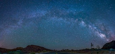 Milky Way in Joshua Tree