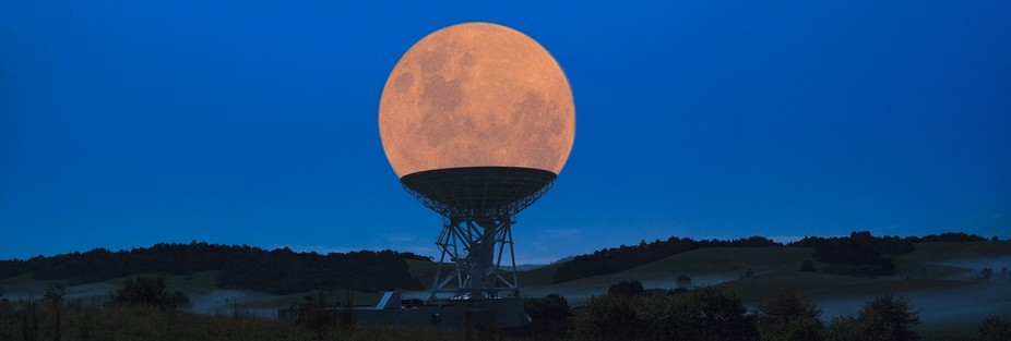 Supermoon this image was front page of www.reddit.com (6th place actually!) & had two mil...