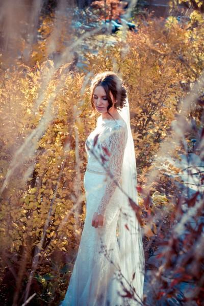 An Autumn Bride