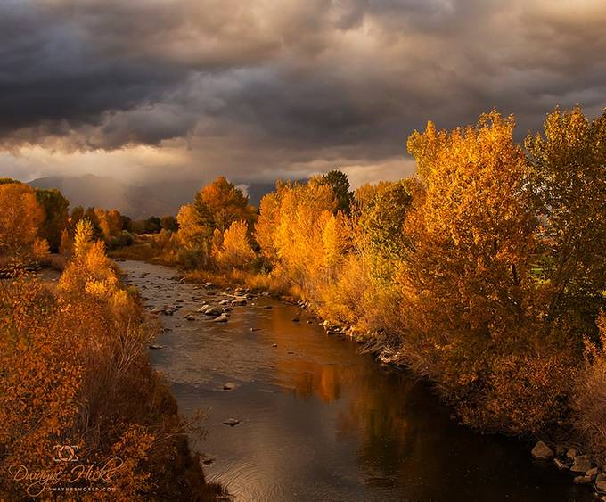 Stormy fall afternoon by DwaynesWorld - HDR Landscapes Photo Contest