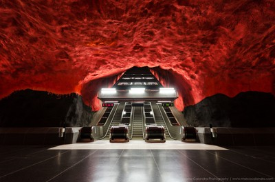 Stairs to hell