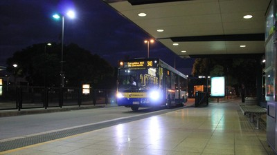 Brisbane Transport Bus 2121