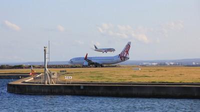 Virgin Australia VH-BZG 09