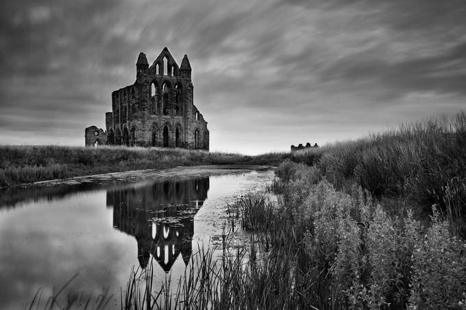 Whitby Abbey by elizabethbellamy - Using Filters Photo Contest