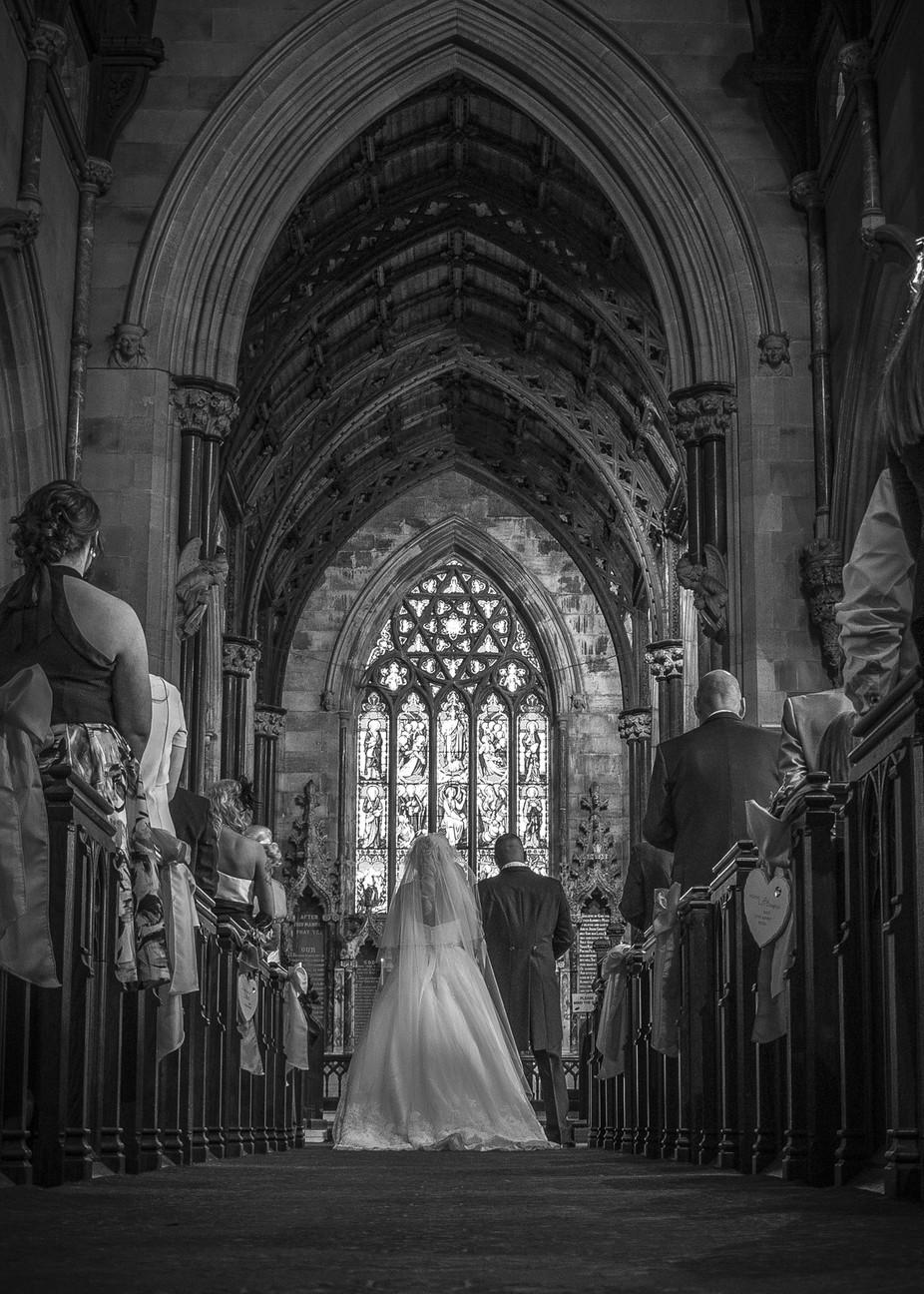 til death us do part x by pauljoinson - Faith Photo Contest with Scott Jarvie