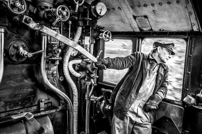 Derek by JamieScottPhotography - People At Work Photo Contest