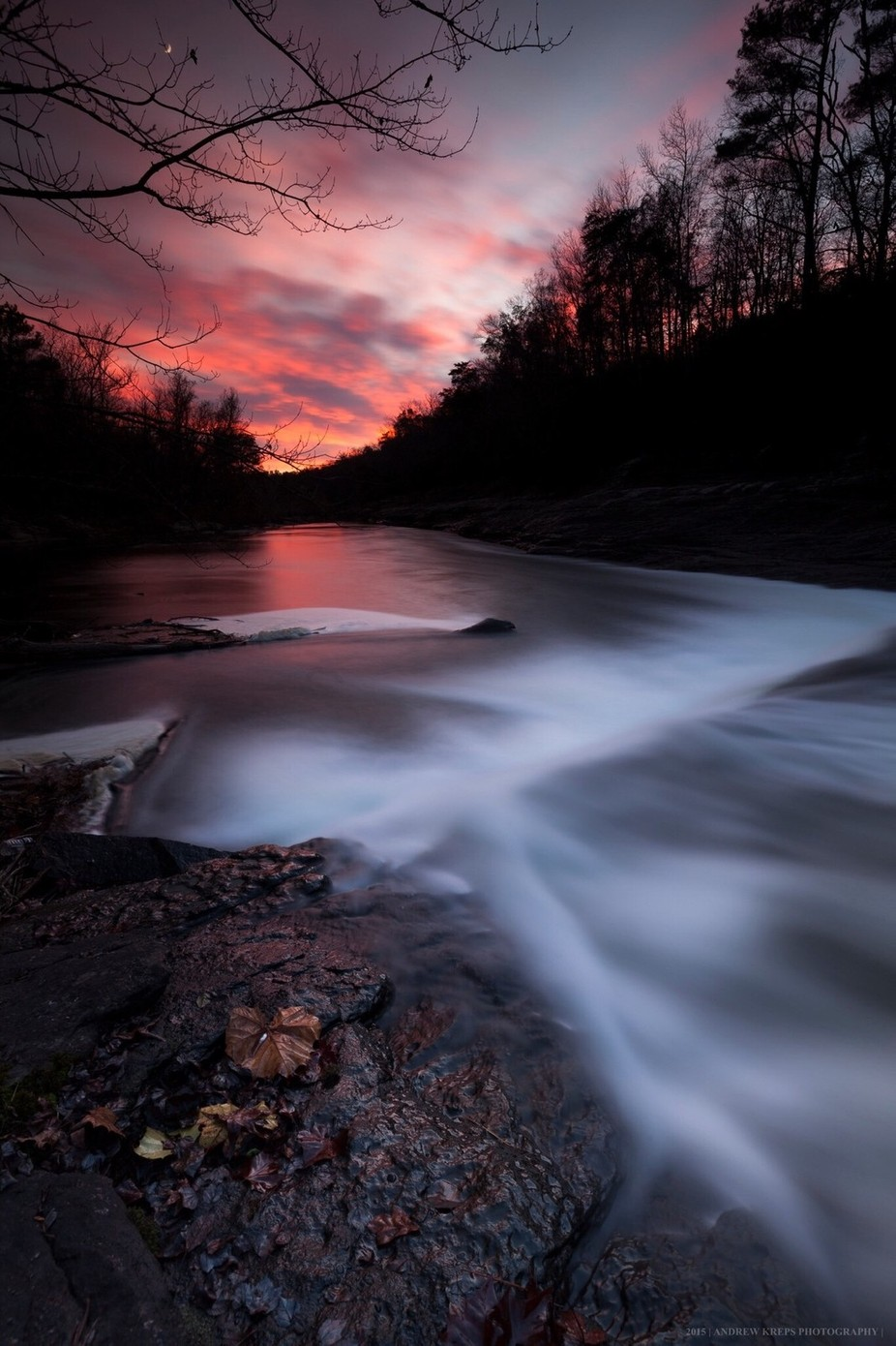 Town Creek Twilight  by andrewkreps - Using Filters Photo Contest