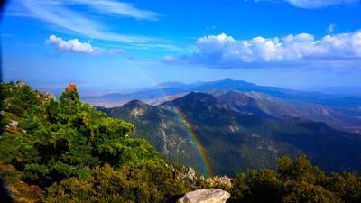 9000FT Rainbow
