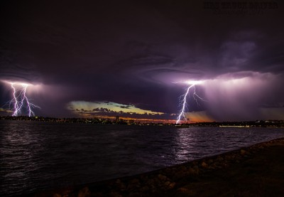 Lightning show 6