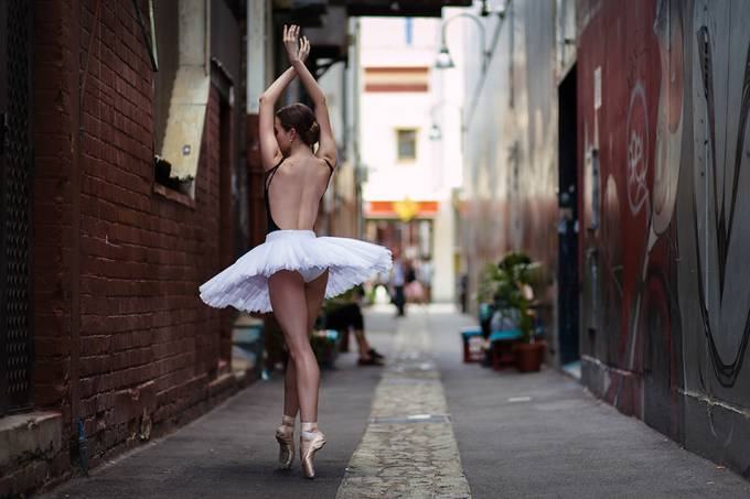 Grit and elegance by lisanicole - Lets Dance Photo Contest