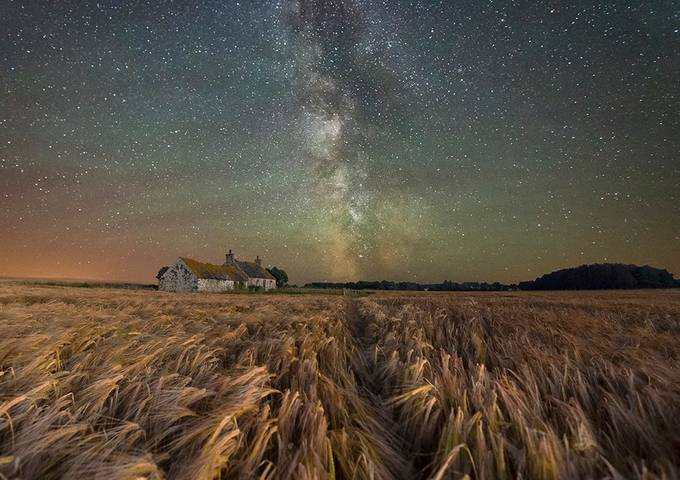 'This Small Place Called Home' by kriswilliams - Farms And Barns Photo Contest
