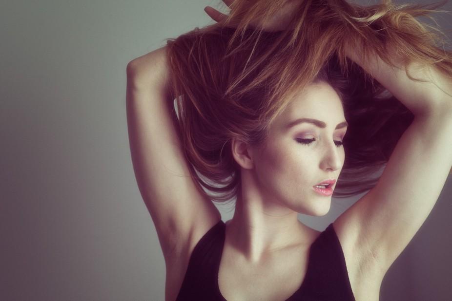 Model: Rachelle Summers