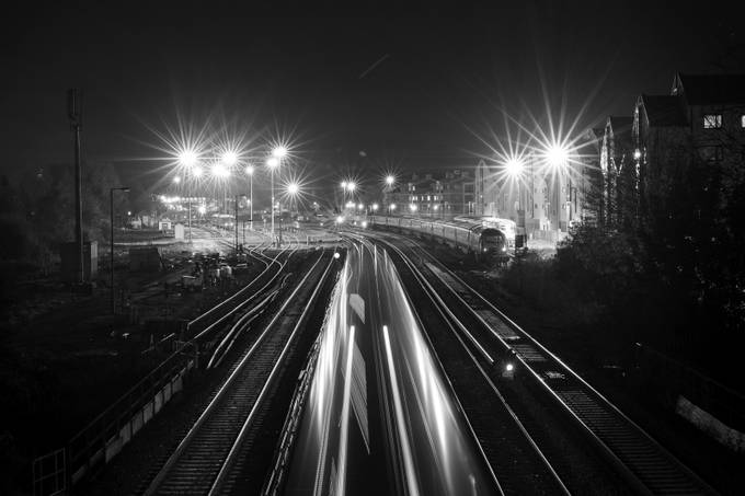The Station by TimHallPhoto - Empty Railways Photo Contest