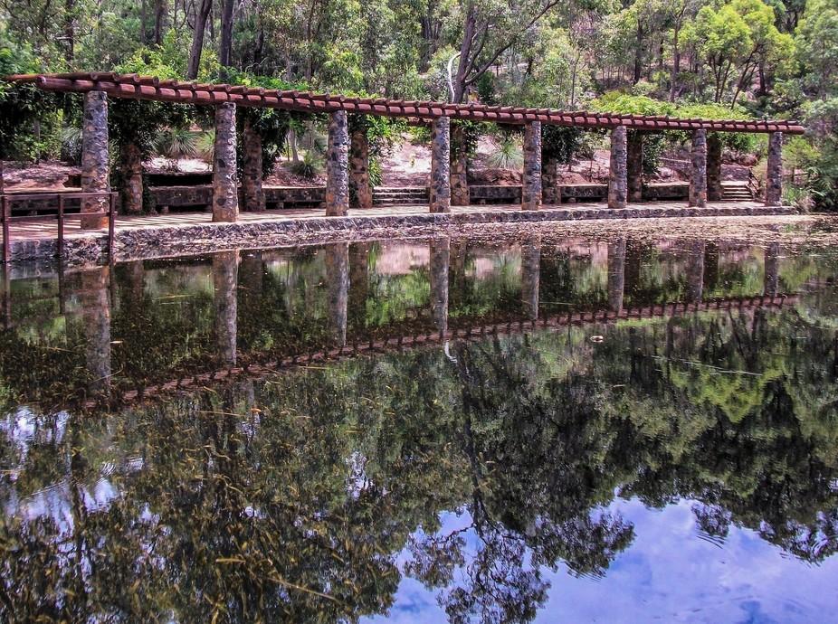 Day trip to Araluen Gardens, Western Australia