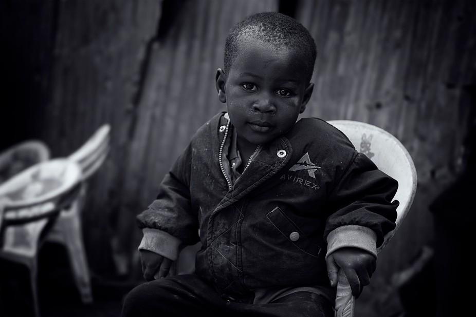 Kibera slams in KENYA