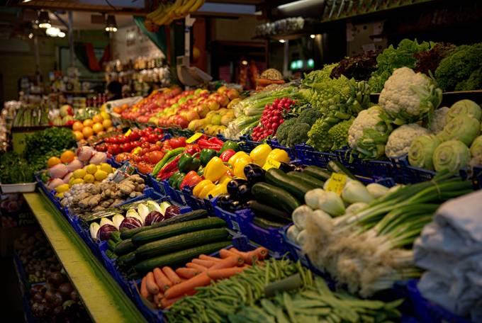 vitamin rainbow_pe by PeterTaylor-PHOTOGENIX - Food Markets Photo Contest