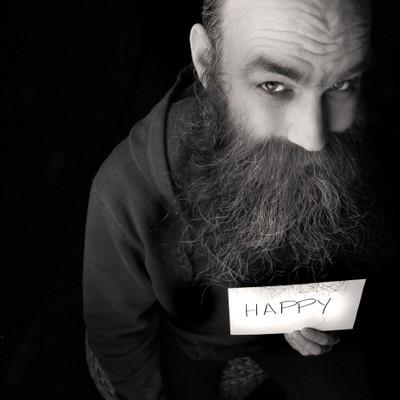 Behind the Beard