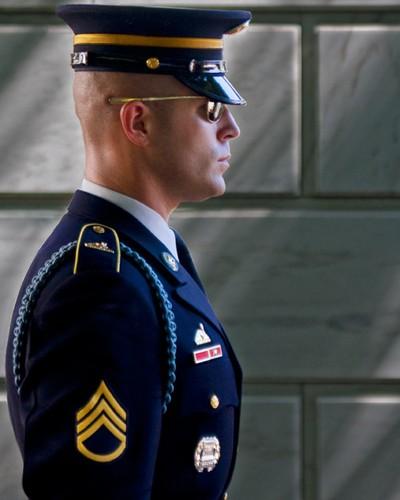 Staff Sargent