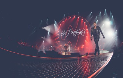 Queen, featuring Adam Lambert