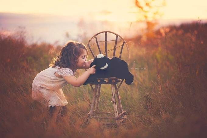 Mewmew by caitlynblake - Kids With Props Photo Contest