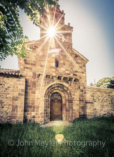 Iglesia Romancia Spain