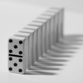 10...Dominoes...Shadows