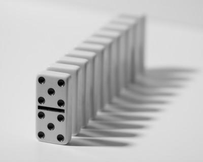 10...Dominoes...Shadows