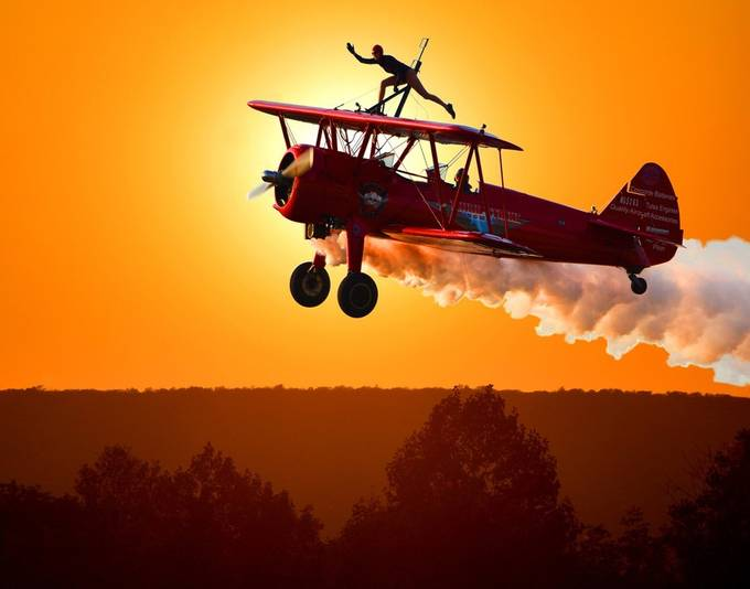 WING WALKER by leesabeckmann - Aircraft Photo Contest