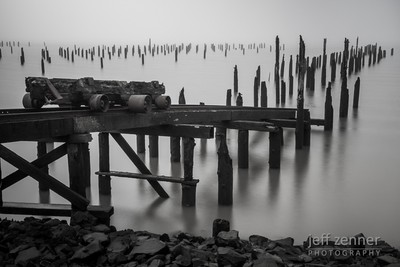 The Old Remains on the Waterfront!