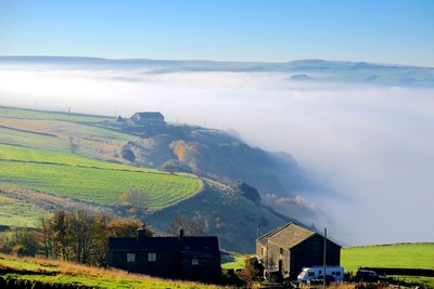 Mist in the Valley