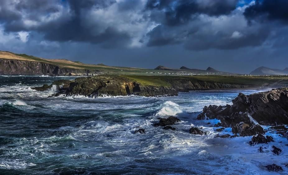 Clogher Bay, Dingle Peninsula, Kerry, Ireland