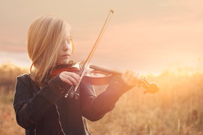 Music in her Soul