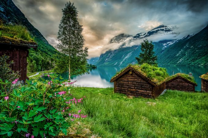 The Land of Beauty by peterfoldiak - The Zen Moment Photo Contest