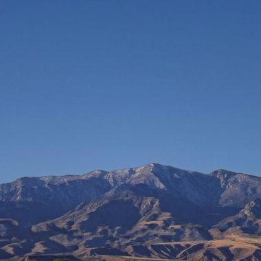 Mt Graham~Graham Co. AZ
