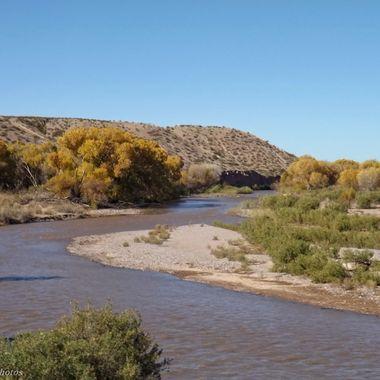 Gila River at Virden NM